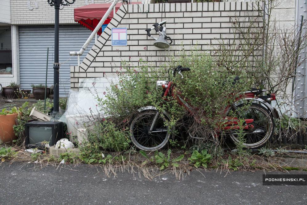 Заброшенный велосипед
