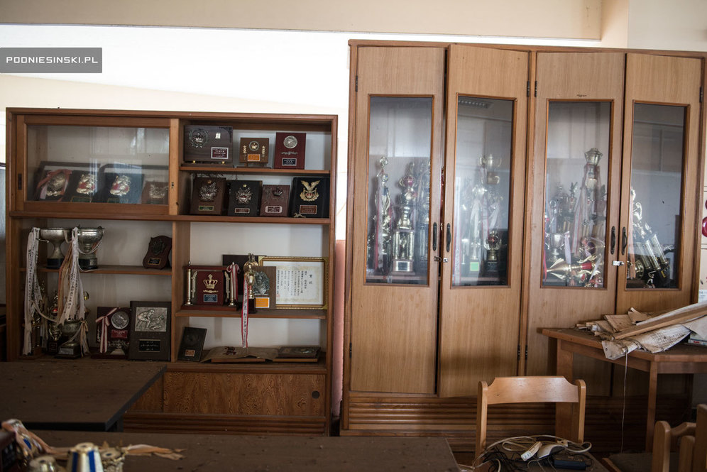 Медали и трофеи школы