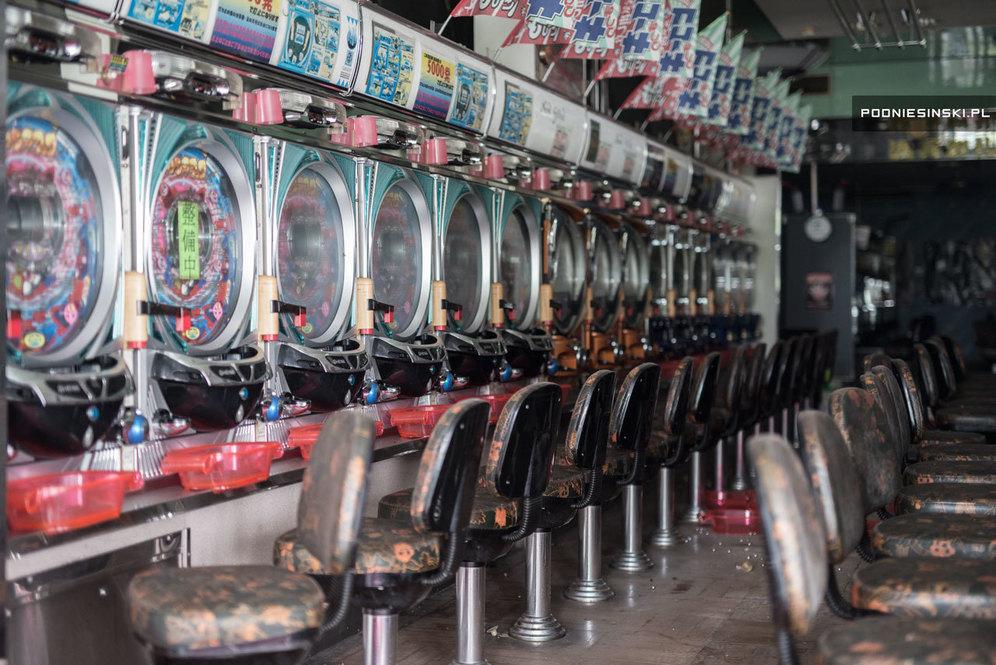 Игровые автоматы Патинко