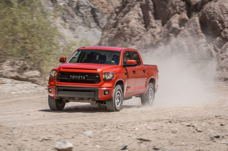 Toyota Тундра трд про 2016 #2