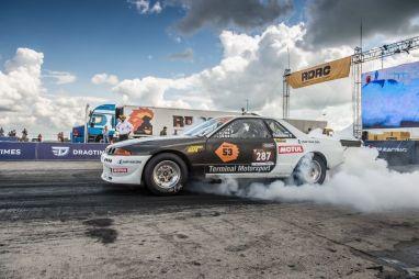 Nissan Skyline GT-R: рекорд «Красного кольца»