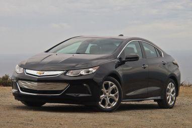Первый тест-драйв Chevrolet Volt второго поколения