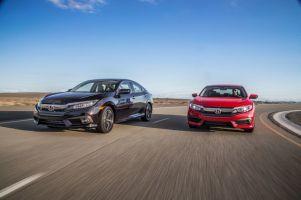 Первый обзор Honda Civic нового поколения