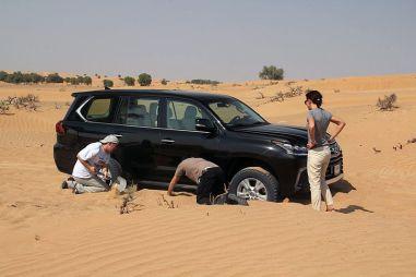 Тест-драйв обновленного внедорожника Lexus LX. Фильдеперсовый