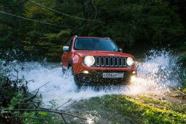 Первый тест кроссовера Jeep Renegade. Бэби-джип