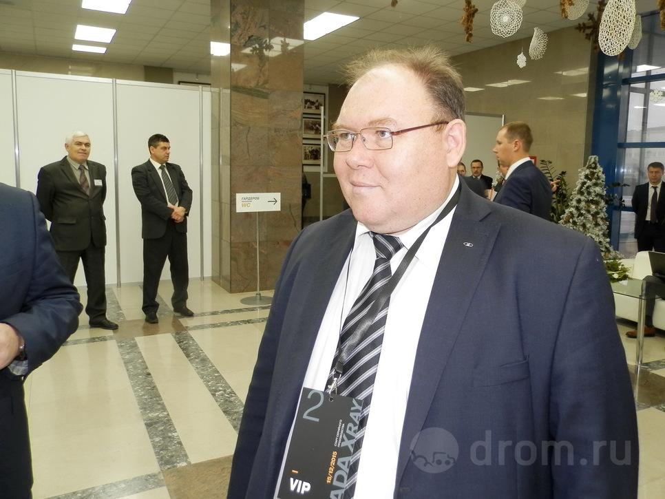 Олег Груненков, директор проекта XRAY