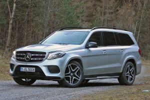 Первый тест-драйв Mercedes-Benz GLS-Class