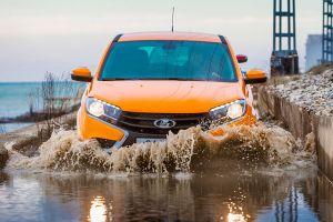 Беглый обзор Lada XRAY поитогам пары дней тест-драйва вСочи
