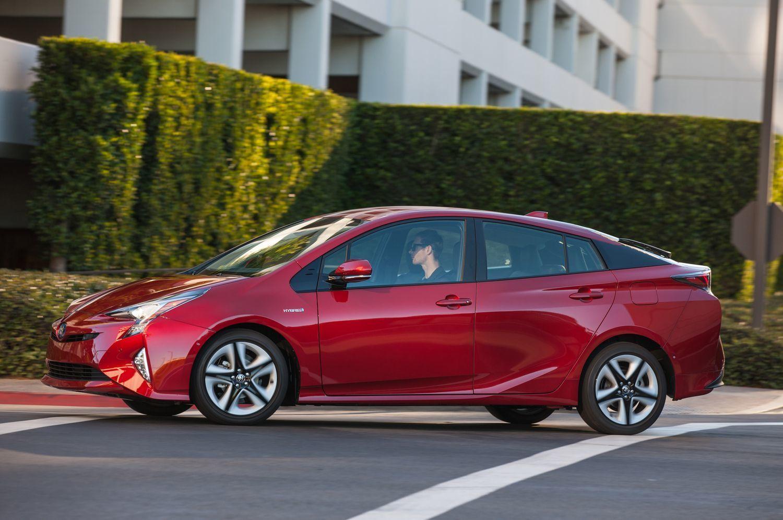 Toyota Приус 2016 отзывы #10