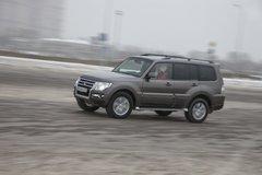 Статья о Mitsubishi Pajero