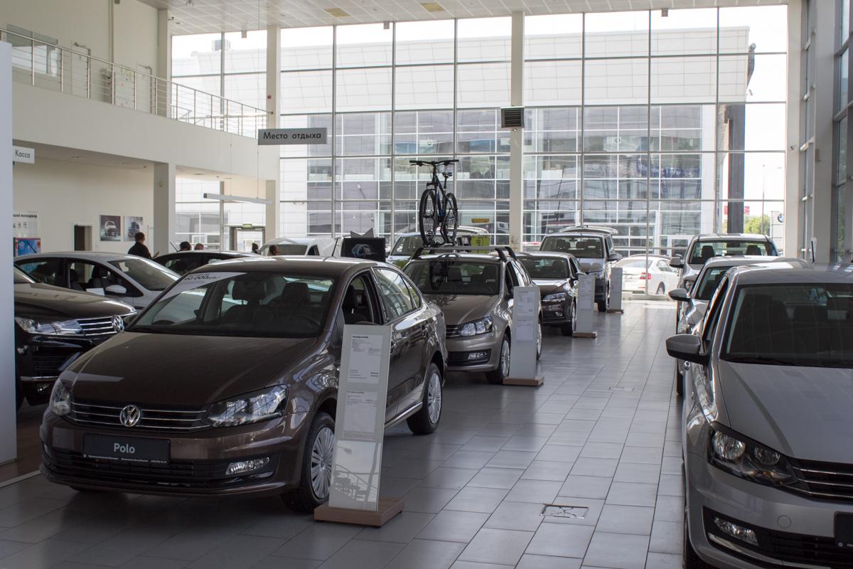 Volkswagen Кунцево  официальный дилер Фольксваген в