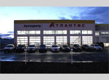 Автосалон атлантис в новосибирске фото