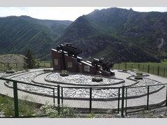памятник Кольке Снигереву