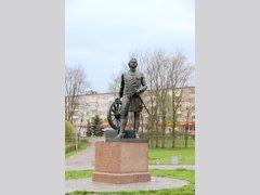 Петр Первый (Памятник)