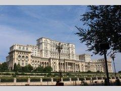 Дворец Парламента-Чаушеску
