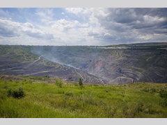 Угольный разрез «Коркинский» (карьер)