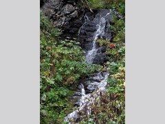 Водопад на реке Скалистая