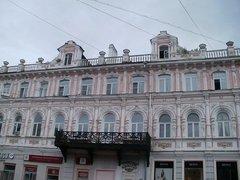 Бывший торговый дом «Чесноков и Кудряшов» (Архитектура)