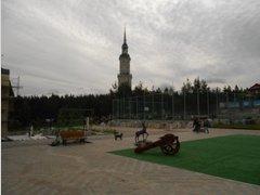 Горный парк имени Бажова П.П.
