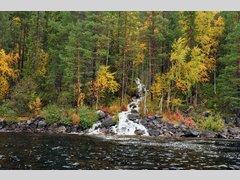 Мянтюкоски (Водопад)