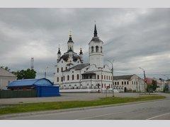 Церковь Захария и Елизаветы (Тобольск) (Храм)