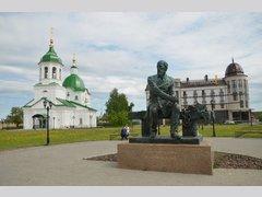 Памятник Фёдору Достоевскому