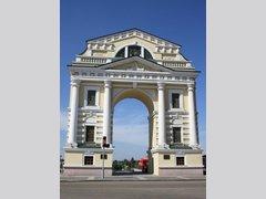 Московские ворота (Иркутск) (Архитектура)