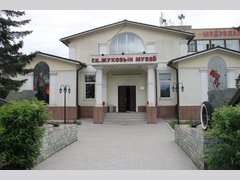 Дом-музей Жукова (Улан-Батор)