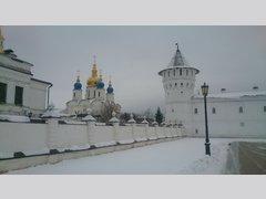 Тобольский Кремль (Архитектура)