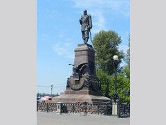 Памятник Александру III (Иркутск)
