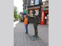 Туристу (Памятник)
