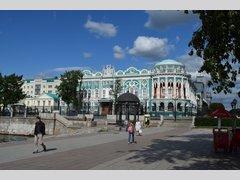 Дом купца Севастьянова (Дворец)