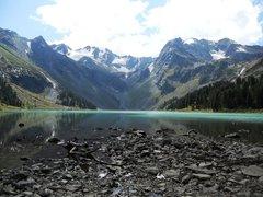 Верхнее Мультинское озеро