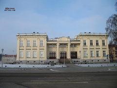 дворец Друцких-Любецких (г. Щучин)